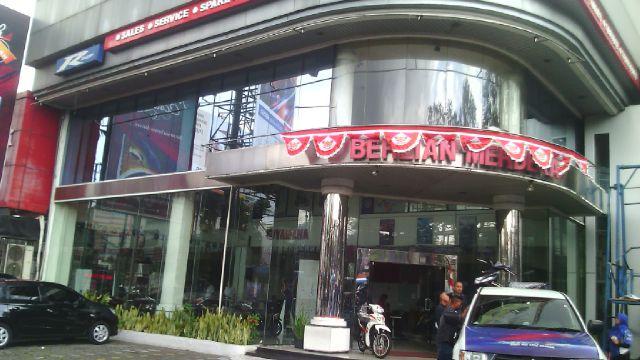 Dealer Resmi Motor Yamaha Berlian Merdeka Bandung