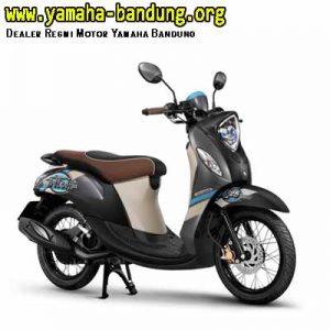 Yamaha New Fino 125 Bandung Cimahi