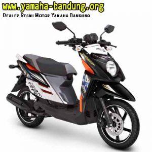 yamaha x-ride bandung cimahi