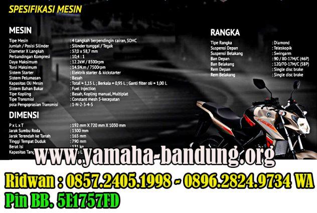 spesifikasi yamaha vixion 2016 dealer bandung