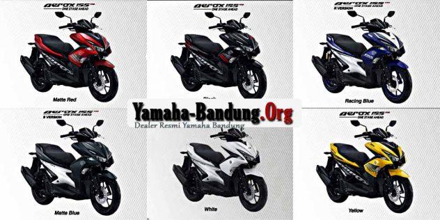 motor yamaha aerox 155 bandung