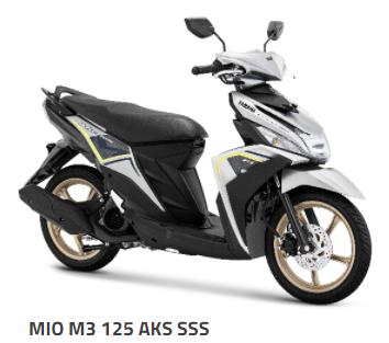 Yamaha Mio M3 125 AKS SSS Bandung Cimahi