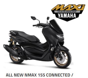yamaha all new nmax abs bandung cimahi